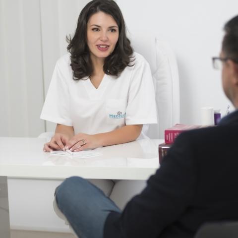 consultul dermatologic